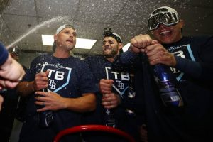 Can the Rays upset the best team in baseball?