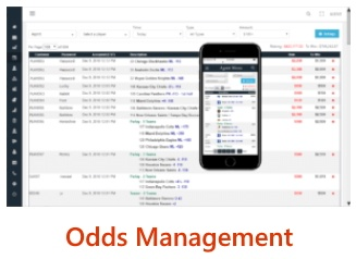 Odds Management System