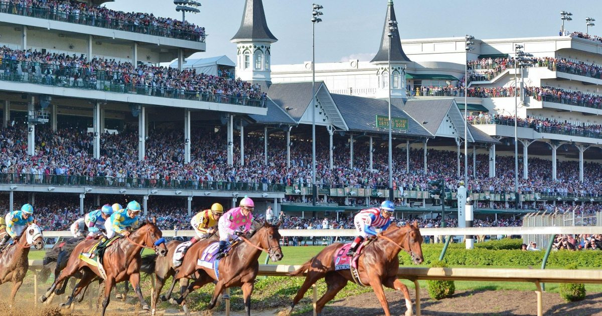 Kentucky Derby Contenders and Long Shots