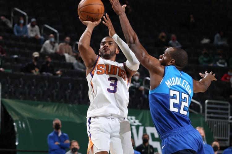 2021 NBA Finals Suns vs Bucks