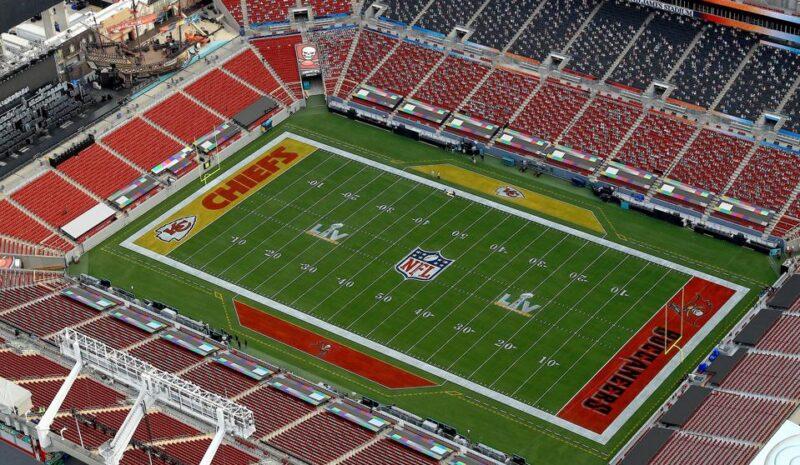 Preseason Odds to Win Super Bowl LVI