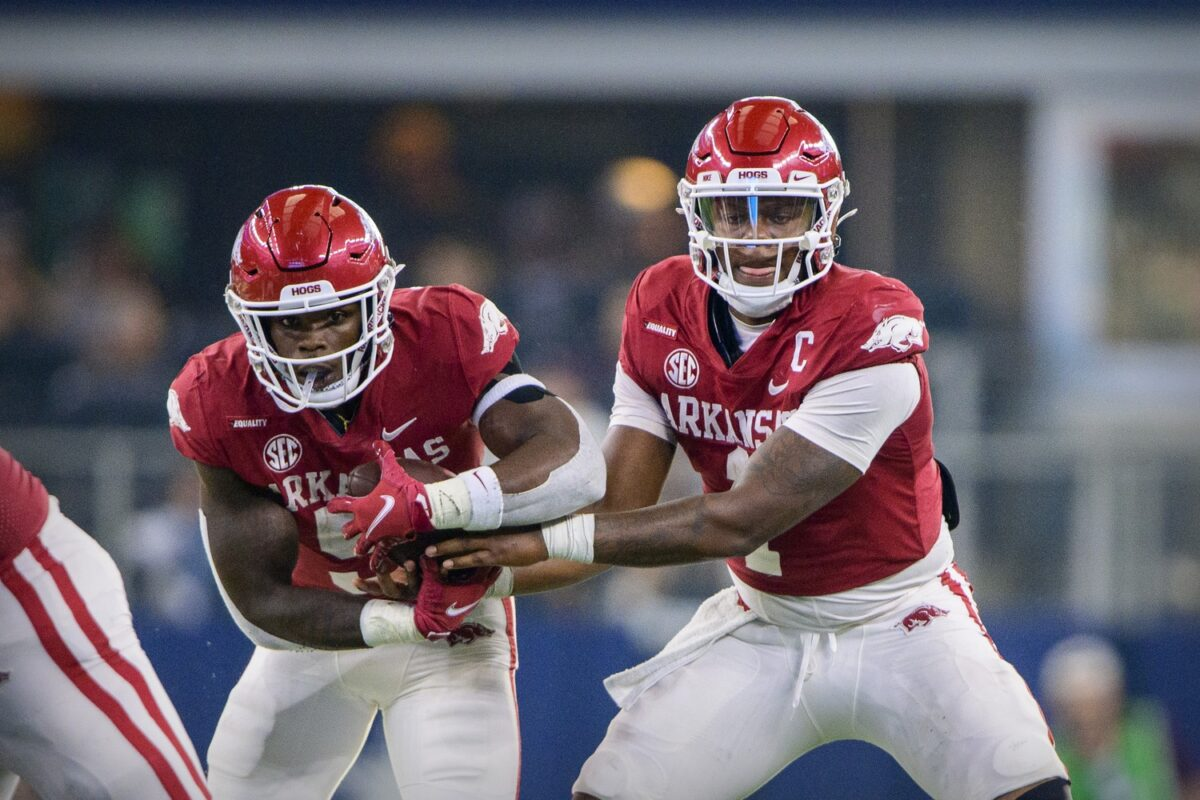 NCAA Football Week 5 Parlay Bets
